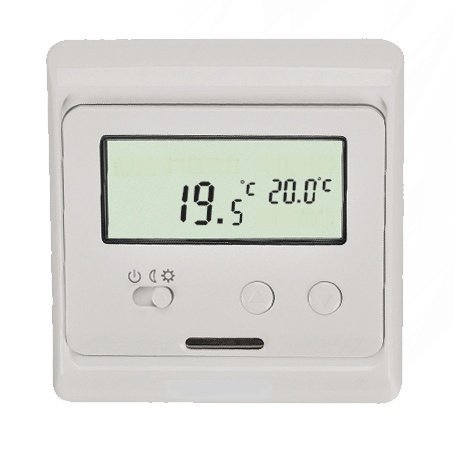 Digital Thermostat Raumthermostat elektronisch #729